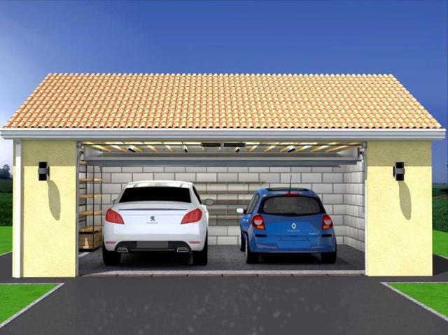 Какими налогами облагается гараж?