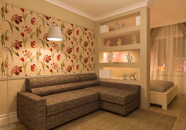 Перепланировка двухкомнатной квартиры: варианты и примеры идей,  работа с 40 и 60  кв.м, а также виды и особенности