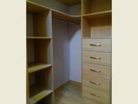 Изготовление гардеробных комнат по индивидуальному заказу
