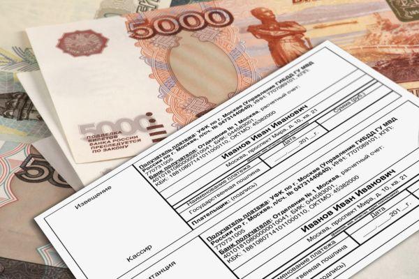 Госпошлина на прописку в квартире: размер и форма оплаты