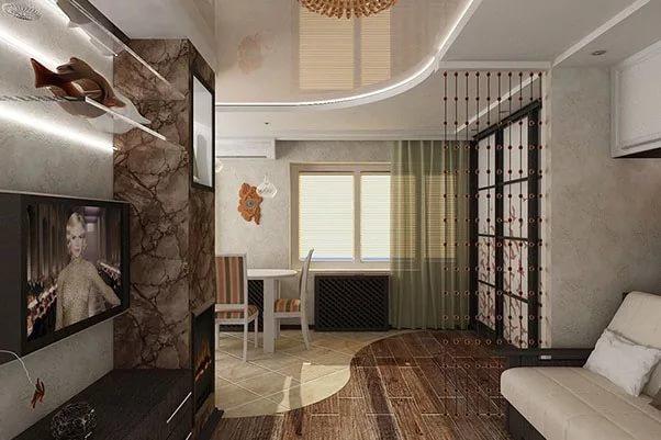 Перепланировка квартиры в хрущевке: 4-комнатной  и на 30 кв. м.
