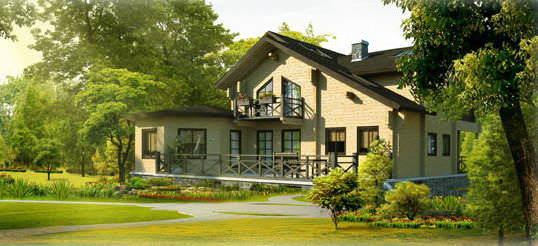 Оценка дома с земельным участком: как определить стоимость самой территории и жилой недвижимости на нем для обслуживания