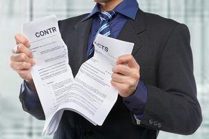 Может ли наследодатель расторгнуть договор найма квартиры: образец соглашения о досрочном прекращении сдачи в аренду жилого помещения,  как составить уведомление о расторжении?