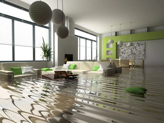 Затопили соседи? Что делать: поход по инстанциям